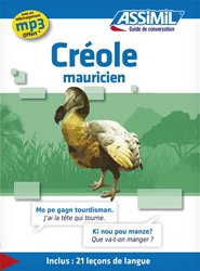 Dernières parutions dans En chantant, Guide de Conversation Créole Mauricien