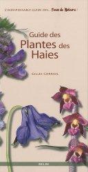 Souvent acheté avec Guide des fougères et plantes alliées de France et d'Europe, le Guide des plantes des haies