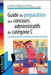 Dernières parutions dans guides, Guide de préparation aux concours administratifs de catégorie C