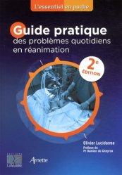 Souvent acheté avec Guide pratique du monitorage en réanimation et urgence, le Guide pratique des problèmes quotidiens en réanimation