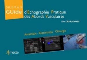 Dernières parutions sur Médecine, Guide d'échographie pratique des abords vasculaires (GU.E.P.A.V)