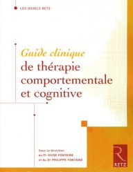 Souvent acheté avec Les personnalités pathologiques, le Guide clinique de thérapie comportementale et cognitive