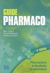 Souvent acheté avec Annales du BP, le Guide pharmaco