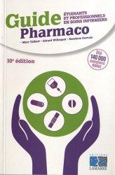 Souvent acheté avec Initiation aux calculs de dose, le Guide pharmaco
