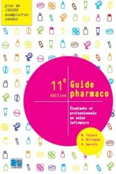Souvent acheté avec Concours IFSI 2016 - Epreuve passerelle AS/AP, le Guide pharmaco
