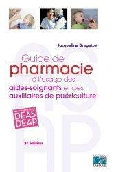 Dernières parutions dans Réussir le DEAS DEAP, Guide de pharmacie à l'usage des aides-soignants et des auxiliaires de puériculture
