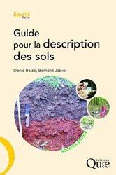 Souvent acheté avec Mauvaises herbes des cultures, le Guide pour la description des sols
