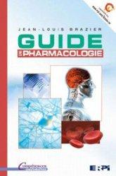 Dernières parutions sur UE 2.11 Pharmacologie et thérapeutiques, Guide de Pharmacologie