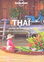 Nouvelle édition Guide de conversation Thai