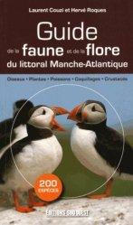 Nouvelle édition Guide de la faune et de la flore du littoral Manche-Atlantique