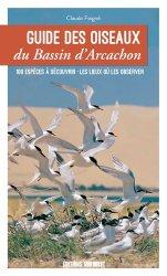 Dernières parutions dans Nature et Sociétés, Guide des oiseaux du Bassin d'Arcachon