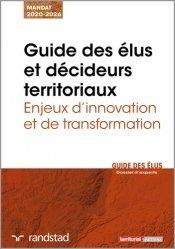 Dernières parutions dans Dossier d'experts, Guide des élus et décideurs territoriaux