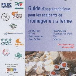 Souvent acheté avec Fabrication de produits laitiers et fromages fermiers, le Guide d'appui technique sur les accidents de fromagerie à la ferme