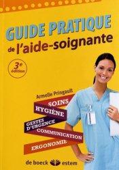 Souvent acheté avec Concours AS Annales corrigées, le Guide pratique de l'aide soignante