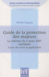 Souvent acheté avec Droit et psychiatrie, le Guide de la protection des majeurs