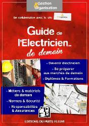 Dernières parutions sur Electricité - Eclairage, Guide de l'électricien... de demain