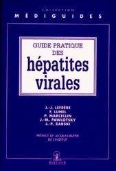 Dernières parutions sur Hépatologie, Guide pratique des hépatites virales