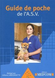 Souvent acheté avec Atlas des nouveaux animaux de compagnie, le Guide de poche de l'ASV