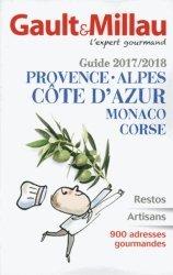 Nouvelle édition Guide PACA, Monaco, Corse. Edition 2017