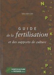 Souvent acheté avec Atlas des paysagistes, le Guide de la fertilisation et des supports de culture