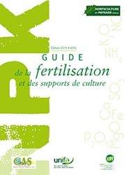 Dernières parutions sur Paysagisme urbain, Guide de la fertilisation et des supports de culture