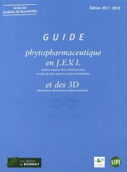 Dernières parutions sur Horticulture, Guide phytopharmaceutique en J.E.V.I ( jardin, espaces verts, infrastructures) 2017-2018