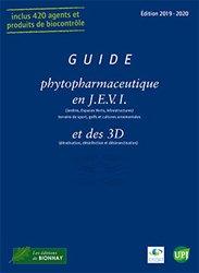 Dernières parutions sur Création d'espaces verts, Guide phytopharmaceutique en J.E.V.I ( jardin, espaces verts, infrastructures) 2019-2020
