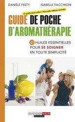 Souvent acheté avec Le choix des huiles essentielles, le Guide de poche d'aromathérapie