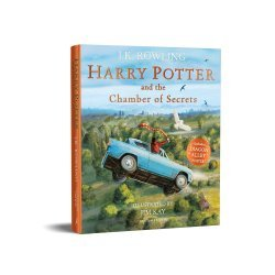 Dernières parutions sur Harry Potter en anglais, Harry Potter and the Chamber of Secrets: Illustrated Edition