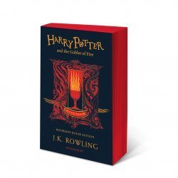 Dernières parutions sur Harry Potter en anglais, Harry Potter and the Goblet of FIre - Gryffondor