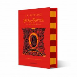 Dernières parutions sur Science-fiction et fantasy, Harry Potter and the Half-Blood Prince - Gryffindor Edition