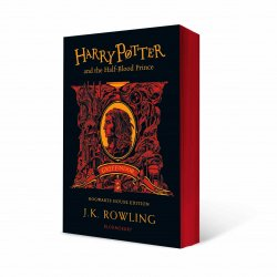 Dernières parutions dans Harry Potter, Harry Potter and the Half-Blood Prince - Gryffindor Edition