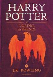 Dernières parutions sur Harry Potter en français, Harry Potter et l'Ordre du Phénix