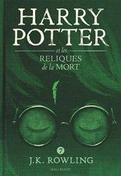 Dernières parutions sur Harry Potter en français, Harry Potter et les Reliques de la Mort