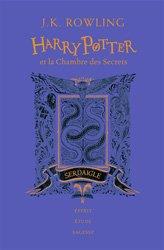 Dernières parutions sur Harry Potter en français, HARRY POTTER Tome 2 : Harry Potter et la chambre des secrets - Edition Collector 20e Anniversaire