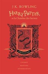 Dernières parutions dans Harry Potter, Harry Potter Tome 2 : Harry Potter et la chambre des secrets - Edition Collector 20e Anniversaire