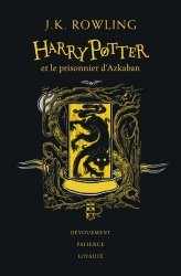 Dernières parutions sur Jeunesse, Harry Potter et le prisonnier d'Azkaban (Poufsouffle)