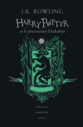 Dernières parutions sur Jeunesse, Harry Potter et le prisonnier d'Azkaban (Serpentard)