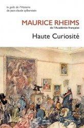 Dernières parutions sur Ecrits sur l'art, Haute curiosité