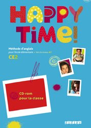 Dernières parutions dans Happy Time, Happy Time CE2 : Coffret 2CD audio et 1 DVD Classe