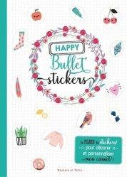 Dernières parutions sur Réussite personnelle, Happy bullet stickers