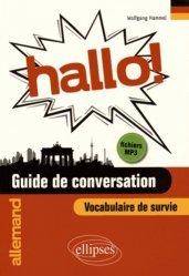 Dernières parutions sur Guides de conversation, Hallo ! Guide de conversation, vocabulaire de survie