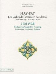 Dernières parutions sur Arménien, Hay-Pay, Les Verbes de l'Arménien Occidental