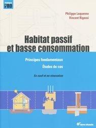 Souvent acheté avec Le Dessin d'architecture d'intérieur, le Habitat passif et basse consommation