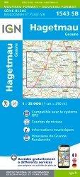 Dernières parutions sur Aquitaine, Hagetmau, Geaune. 1/25 000