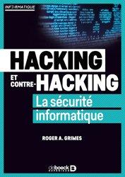 Dernières parutions sur Sécurité réseaux, Hacking et contre-hacking
