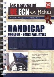Dernières parutions dans UE ECN en fiches, Handicap, douleur, soins palliatifs