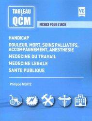 Dernières parutions dans , Handicap, douleur, soins palliatifs, médecine du travail, médecine légale, santé publique