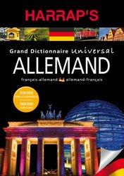 Dernières parutions sur Dictionnaires, HARRAP'S UNIVERSAL ALLEMAND