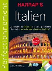 Dernières parutions dans Méthodes Intégrales, Harrap's méthode Perfectionnement Italien 2CD + livre